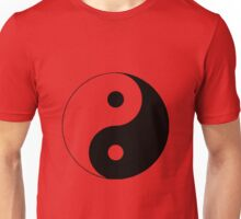 """Yin Yang"" Clothing Unisex T-Shirt"