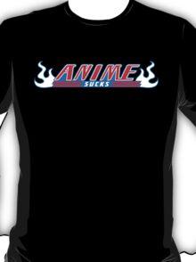 Anime Sucks - Bleach Version T-Shirt