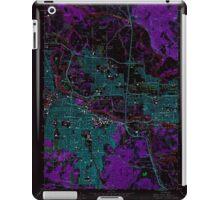 USGS Topo Map Oregon Eugene East 279826 1967 24000 Inverted iPad Case/Skin