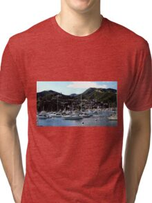 HARBOR FOR MEN'S TOYS CATALINA ISLAND Tri-blend T-Shirt