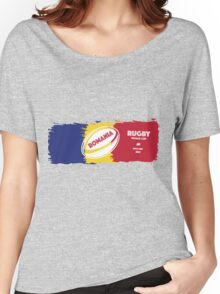Romania Rugby World Cup Women's Relaxed Fit T-Shirt