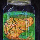 When You Die, I Want Your Brain in a Jar... by thelady3fx