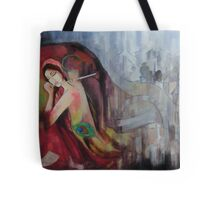 Twilight Drizzles  Tote Bag