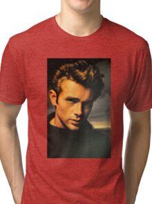 JAMES DEAN THE LEGEND Tri-blend T-Shirt