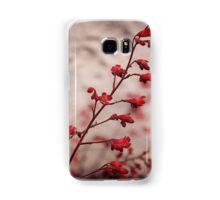 Red zen spirit Samsung Galaxy Case/Skin