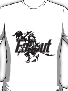 Fallout Deathclaw - Version 1 T-Shirt