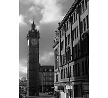 Glasgow streetscape 2 Photographic Print