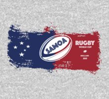 Samoa Rugby World Cup by afromedia