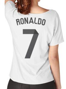 Ronaldo 2014/2015 Women's Relaxed Fit T-Shirt
