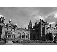 Glasgow streetscape 3 Photographic Print