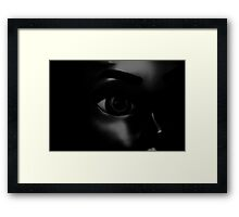 unknown woman 6 Framed Print