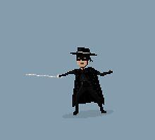 Zorro by pixelfaces