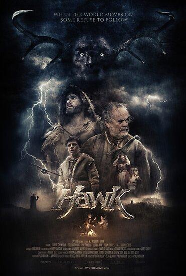 HAWK - Photographic Poster by WeAreCapture