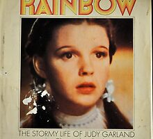 JUDY GARLAND OVER THE RAINBOW by JAYMILO