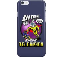 Internet Killed Television.  iPhone Case/Skin