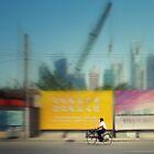 Biking to... by Yannick Verkindere