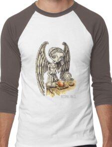 Onion Soup Men's Baseball ¾ T-Shirt