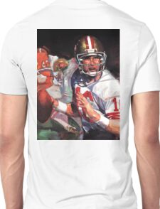JOE MONTANA SAN FRANCISCO #16 Unisex T-Shirt