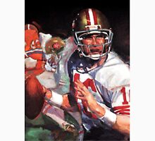 JOE MONTANA SAN FRANCISCO #16 Unisex T-Shirt