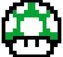 1 Up | Mario Life by Tomheat