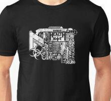 Zombie Day (white) Unisex T-Shirt