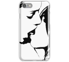 Wet Kiss iPhone Case/Skin