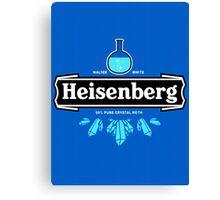 Heisenberg Logo Canvas Print