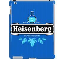 Heisenberg Logo iPad Case/Skin