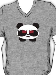 Furious panda with red eyes T-Shirt
