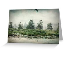 ~ Wind Chaser ~ Greeting Card
