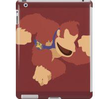 Donkey Kong (Red) - Super Smash Bros. iPad Case/Skin