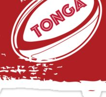 Tonga Rugby World Cup Sticker
