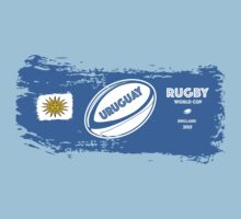 Uruguay Rugby World Cup by afromedia