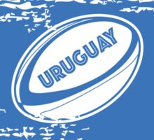Uruguay Rugby World Cup Sticker