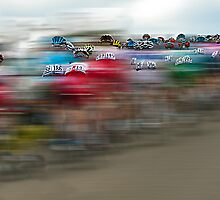 Peloton by martinilogic
