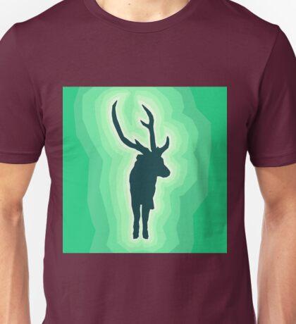 Forest Deer Unisex T-Shirt