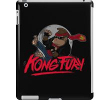 ~ Kong Fury ~  iPad Case/Skin