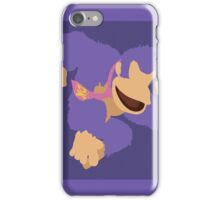 Donkey Kong (Purple) - Super Smash Bros. iPhone Case/Skin