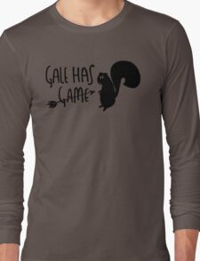 The Hunter Has Game Long Sleeve T-Shirt