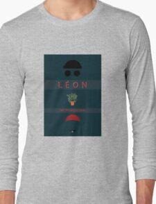 Léon :The Professional Long Sleeve T-Shirt