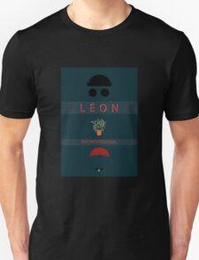 Léon :The Professional Unisex T-Shirt