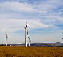 Wind Farm by twinnieE