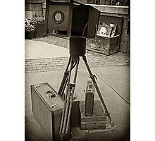 La Camera d'fotografie Photographic Print
