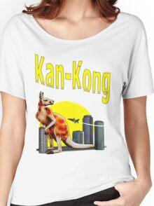 kan-kong Women's Relaxed Fit T-Shirt