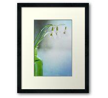 Fresh Spring Framed Print