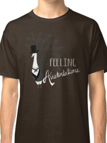 Peacock & Prejudice Classic T-Shirt