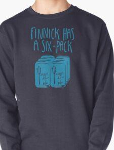 Finnick Has a Six-Pack (Light Blue) T-Shirt