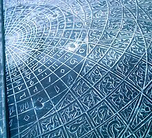 Sun clock in Mauiritius by Digital Editor .