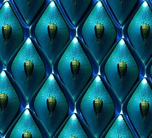 Abstract Background of jewel by Atanas Bozhikov