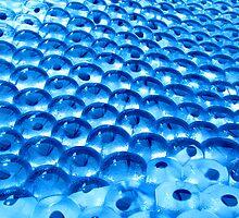 Blue Eggs by Atanas Bozhikov
